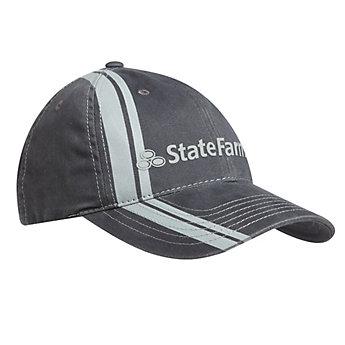 Port Authority Double Stripe Hat (1PC)