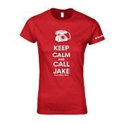 Jake's Keep Calm Ladies Tee (1PC)