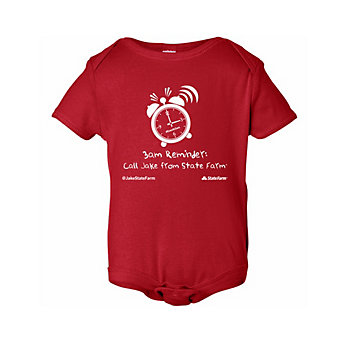 3 a.m. Reminder Onesie (1PC)