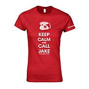 Jake's Keep Calm Ladies Tee (1PC)