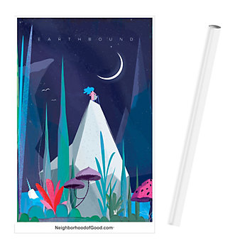 Poster 24 in. x 36 in. - Environment (1PC)