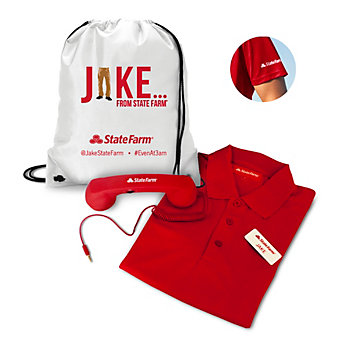 Jake from State Farm® Costume