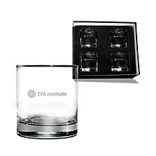 Old Fashioned Glass Set - 11 oz. - Set of 4