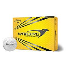 Callaway Warbird Golf Balls - Dozen