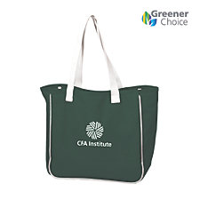 Earth Eco-Tote Bag - 14 in. x 12.5 in. x 6 in.