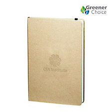 Recycled Ambassador Bound JournalBook - 8.5 in x 5.5 in.