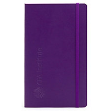 Medium Soft Cover Notebook - 5 in. x 8.25 in.
