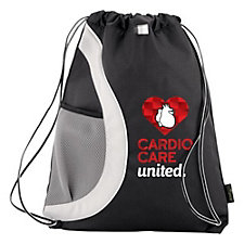Arches Recycled PET Drawstring Sportspack - Pride