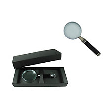 Magnifying Glass With Box