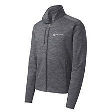 Port Authority Stripe Fleece Jacket