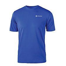 Microfiber Performance Crew T-Shirt