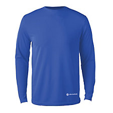 Microfiber Performance Long Sleeve T-Shirt