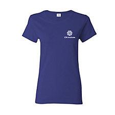 Ladies Gildan Mid-Weight Cotton T-Shirt (1PC)