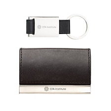 Card Case and Key Ring Gift Set (1PC)