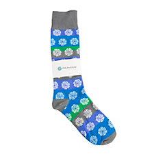 Mid-Calf Dress Socks (1 Pair)
