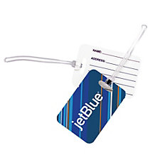 Sublimated Luggage Bag Tag - 2.75 in. x 4 in.