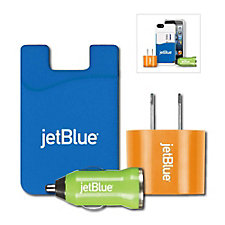 USB Charger Tech Kit with Smart Wallet