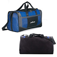 Flex Sport Duffel Bag - 19L x 10.75H x 9.5W