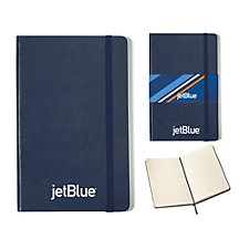 Moleskine Hard Cover Ruled Notebook - 5L x 8.25H