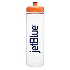 Elgin Plastic Water Bottle - 25 oz.