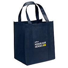 Big Thunder Reusable Tote Bag - 13 L x 10 D x 15 H - HOH