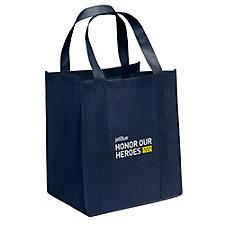 Big Thunder Reusable Tote Bag - 13 L x 10 D x 15 H - HOH