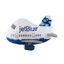 JetBlue Plush Plane Toy with Sound