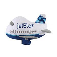 JetBlue Plush Plane Toy with Sound