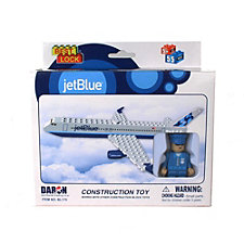 JetBlue Construction Block Kit