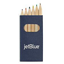 Colored Pencil Set - 6 pc.