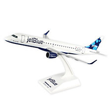 Skymarks E190 Blueberries Livery Model Plane – 1:100