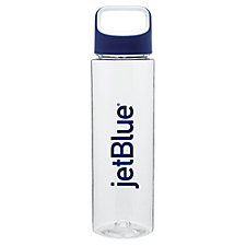 Tritan Water Bottle with Color Lid - 27 oz.