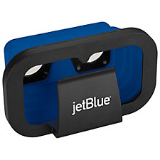 Foldable Virtual Reality Phone Headset