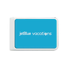 10,400 mAh Power Bank - 4.7 in. x 2.8 in. - JetBlue Vacations