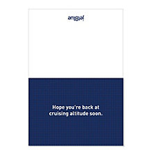 Get Well Card - Pack of 25