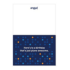 Happy Birthday Card - Pack of 25