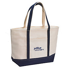 Rock the Boat Tote - 20 in. x 12.5 in. x 7.5 in. - JetBlue Vacations