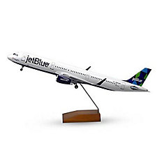 A321 Prism Livery Model Plane - 1:100 - Name the Plane