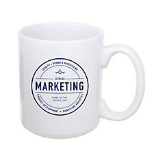 Sumatra Ceramic Mug - 11 oz. - JetBlue Marketing