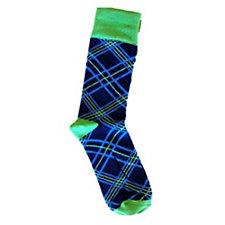 Cotton Crew Sock with Custom Top