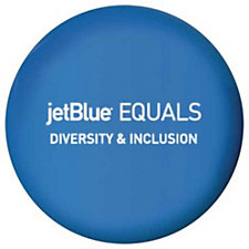 Round Stress Reliever - Equals Diversity and Inclusion