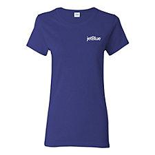 Ladies Gildan Mid-Weight Cotton T-Shirt