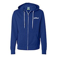 Full-Zip Hooded Sweatshirt - Unisex