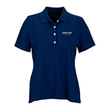 Ladies Perfect Polo Shirt - JetBlue Safety
