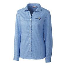 Ladies Clique Granna Houndstooth Shirt - JBU