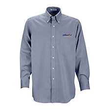 Eagle No-Iron Pinpoint Oxford Shirt - JetBlue Safety