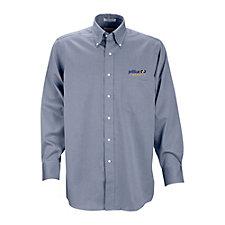 Eagle No-Iron Pinpoint Oxford Shirt - JetBlue Safety