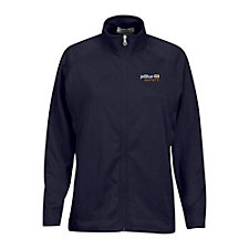 Ladies Brushed Back Micro-Fleece Full-Zip Jacket - JetBlue Safety