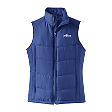 Ladies Port Authority Puffy Vest