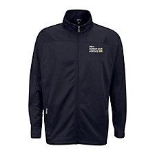 Brushed Back Micro-Fleece Full-Zip Jacket - HOH